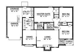 tudor floor plans fairfield bay tudor ranch home plan 020d 0061 house plans and more