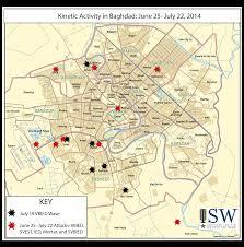 Baghdad Map Baghdad Belts Map