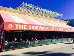 Awning Thesaurus Sidewalk Cafe Los Angeles Venice Menu Prices U0026 Restaurant