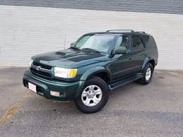 used 2001 toyota 4runner toyota used cars automotive repair for sale denver car zone