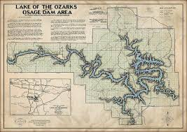 ozarks map lake of the ozarks style gallup map