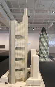 siege social swiss foster partners exposition rétrospective en architecture