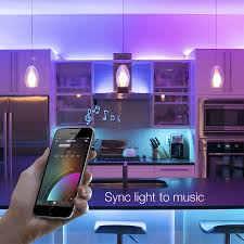outdoor accent lighting 4x12in tubes xkchrome ios android app bluetooth control