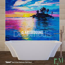 100 sunset wall murals mural sunset in africa s savanna sunset wall murals wall murals peel and stick vinyl self adhesive artbedding