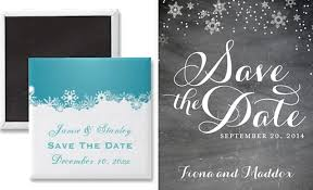 Wedding Save The Dates Winter Wedding Save The Dates Solomon Events