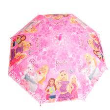 long handle children sunny and rainy umbrellas cartoon animal