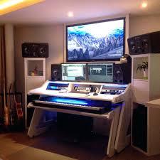 desk cool my build a home studio recording desk result