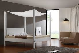 Modern Canopy Bed Frame Modern Canopy Bed