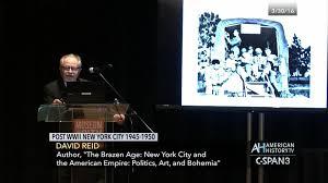 post world war ii new york city mar 30 2016 video c span org