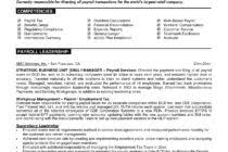 sample professional resume curriculum vitae resume cv examples the