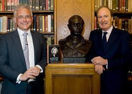 charles moore lancing college evelyn waugh lecture 2015 uk boarding schools