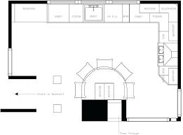 kitchen floor plans islands kitchen plans with islands design kitchen floor plan plans island