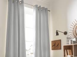 rideaux pour fenetre chambre rideau voilage vitrage et rideaux sur galerie et voilage fenetre
