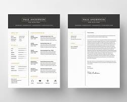 About Me Resume Examples by 100 Modern Resume Templates Free Modern Looking Resume