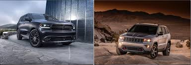 dodge durango vs jeep grand cherokee jeep car show