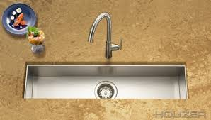 Kitchen Prep Sink by Single Bowl Kitchen Sinks Single Basin Sinks Houzer