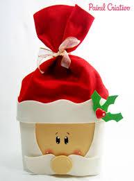 como fazer papai noel pote sorvete lembrancinha decoracao natal 1
