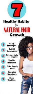 how to grow afro hair on the top while shaving the sides this is how you keep your natural hair moisturized http