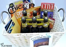 Beer Gift Basket Diy Craft Beer Gift Basket Diy Beer Basket Chicago Themed Gift