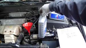 how to replace automatic transmission oil toyota camry years 1990