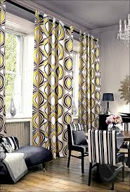 Grey White Curtains Gray And White Kitchen Curtains Geometric Curtains View Full Size