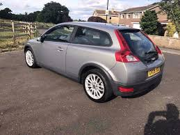 2008 volvo c30 1 6d manual 1 former keeper 0787234677 in bristol