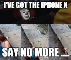 Iphone Meme Generator - iphone x meme generator imgflip