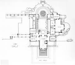 Hollyhock House Plan   the hollyhock house http www arc design com au intro 20psych
