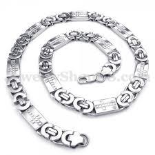 titanium necklace men images Titanium chain necklaces cheap titanium chain necklaces jpg