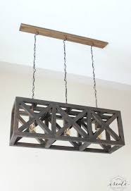 rustic industrial pendant lighting 20 ways to get a fixer upper makeover without being on the show