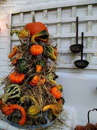 Fall Hay Decorations - ourfairfieldhomeandgarden com wp content uploads 2