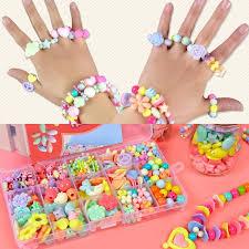children s jewelry box 1 set kids diy jewelry supplies mix style box for baby kids