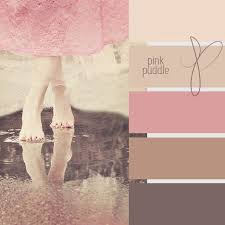 pink and brown bathroom ideas pink puddle color chart bathroom or bedroom colors