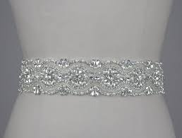 sparkly belts for wedding dresses vintage style wedding dress belt for fashion sash with