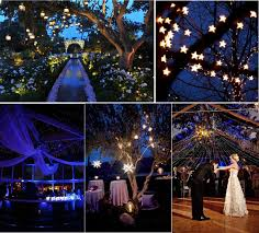 images about decorations midnight blue with outdoor wedding