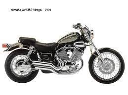 Yamaha Virago 535 Instructions Manual