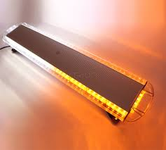 orange led light bar cirion 42 1080mm car emergency 80 led strobe light bar truck