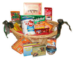 mexican gift basket taste of home gift basket