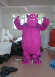 Monsters University Halloween Costume Online Buy Wholesale Sully Mascot Costume From China Sully Mascot