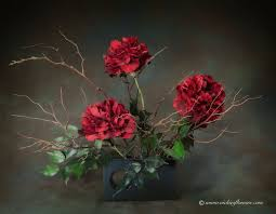 unique flower arrangements ikebana asian flower arrangements vickies flowers brighton co