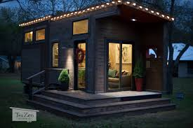 Zen Homes by Tex Zen Tiny Home 260 Sq Ft Tiny House Town