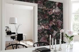 dark flower by amanda nordblad wall mural mr perswall mr