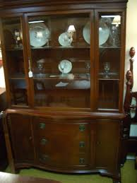 mahogany china cabinet furniture mahogany china cabinet for sale antiques com classifieds