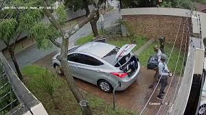 lexus usa home armed robbery at home 2017 cctv camera caught robbery u2013 los