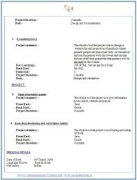 resume format for job in india pdf books resume format for mca student best resume collection