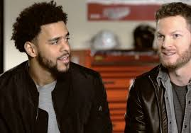 j cole hairstyle 2015 missinfo tv behind the scenes j cole dale earnhardt jr