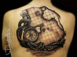 3d Compass Tattoos 3d Compass Photo 3 Photo Pictures And Sketches
