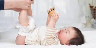 Salep Zink tips merawat dan mengobati ruam popok bayi