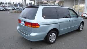 Honda Odyssey Pics 2004 Honda Odyssey Havasu Blue Metallic Stock 29970a Walk