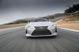 lexus lc 500 review top gear lexus lc 500 8th place u2013 2017 motor trend u0027s best driver u0027s car